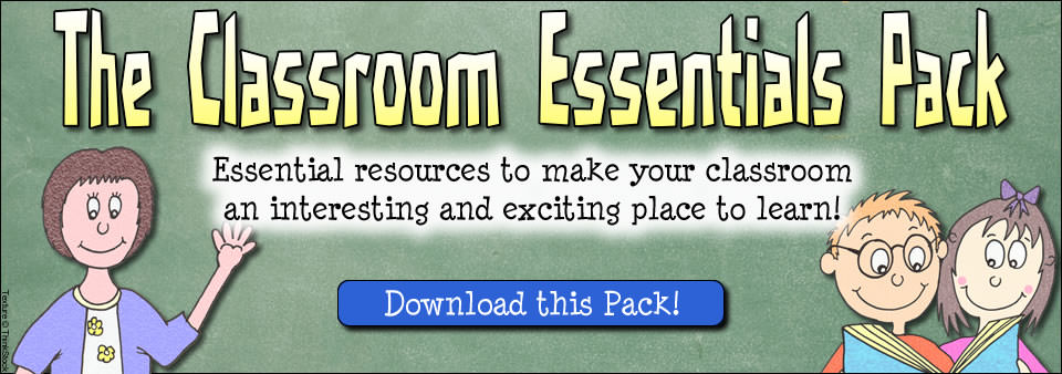 The Classroom Essentials Pack