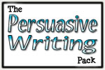 The Persuasive Writing Pack