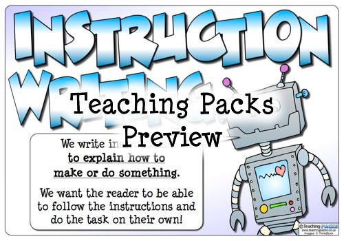 what is writing instruction  · wiki how to write clear instructions three parts: understanding the task writing your instructions testing your instructions community q&a if you're a.