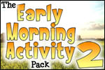 The Early Morning Activity Pack