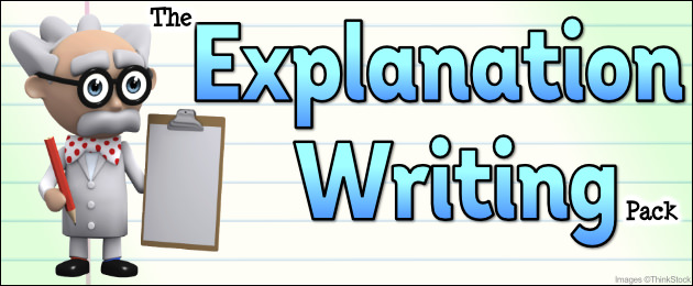 explanation writing topics