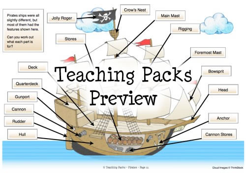 The Pirates Pack -