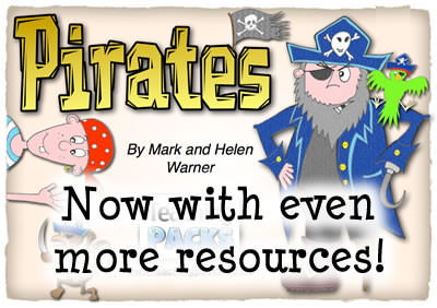 The Pirates Pack - Now with even more resources!