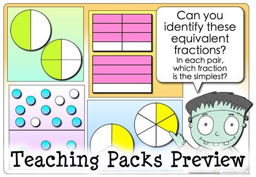 The Fractions Pack -