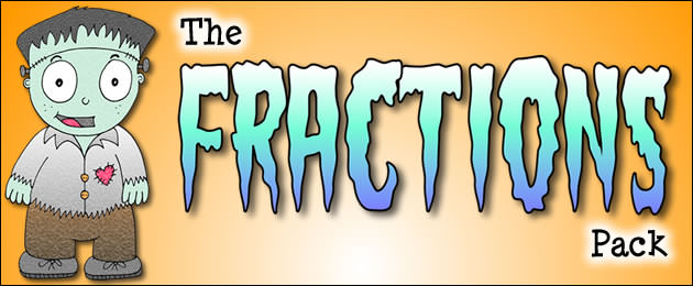 The Fractions Pack