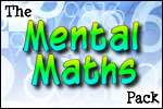 Download our new Mental Maths resources!