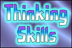 Download the first half of our new Thinking Skills Pack