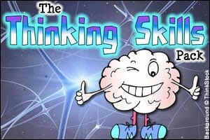 The Thinking Skills Pack - Coming Soon!