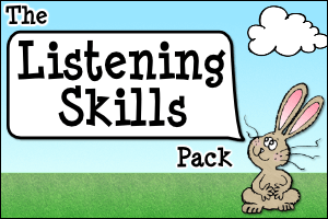 The Listening Skills Pack