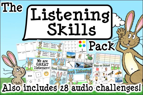 The Listening Skills Pack