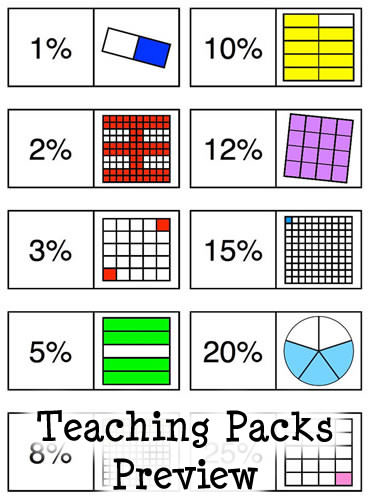 The Percentages Pack -
