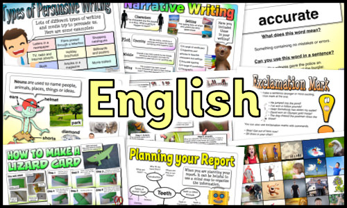 English Packs