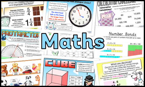 Maths Packs