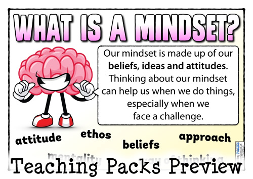 The Growth Mindset Pack -