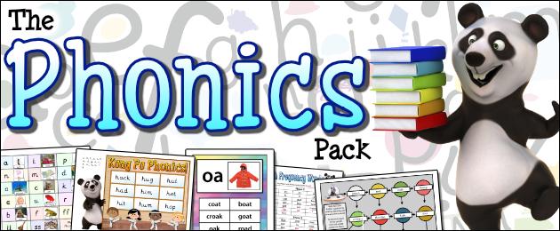 The Phonics Pack