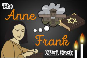 The Anne Frank Mini Pack