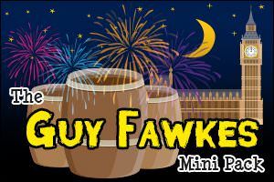 The Guy Fawkes Mini Pack