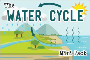 The Water Cycle Mini Pack