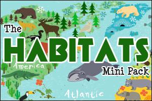 The Habitats Mini Pack