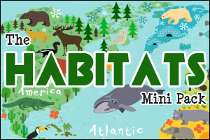 The Habitats Mini Pack