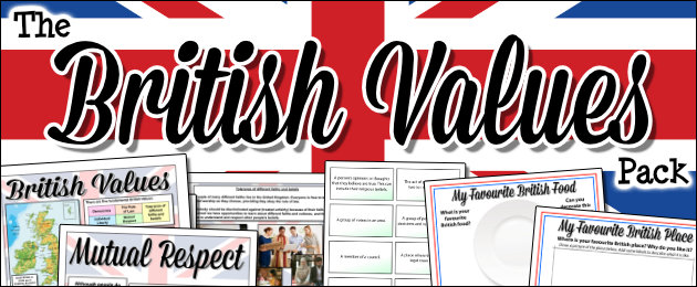 The British Values Pack