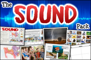 Sound Teaching Pack