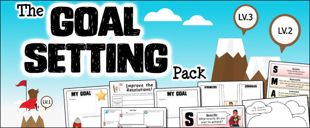 The Goal Setting Pack