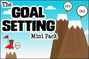 The Goal Setting Mini Pack