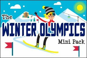The Winter Olympics Mini Pack