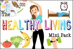 The Healthy Living Mini Pack