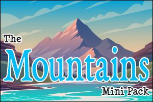 The Mountains Mini Pack