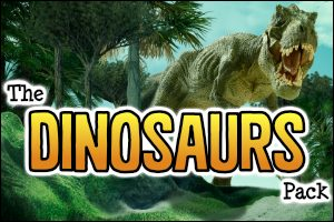 The Dinosaurs Pack