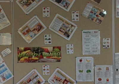The Healthy Living Pack (sent by Marg)