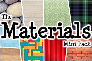 The Materials Mini Pack