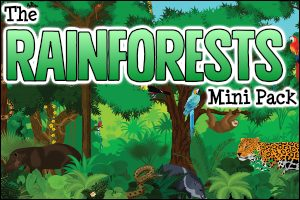 The Rainforests Mini Pack