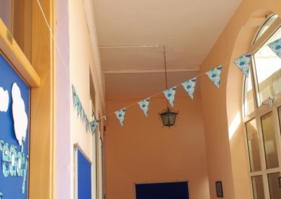 The Bunting Pack (sent by Jackie)