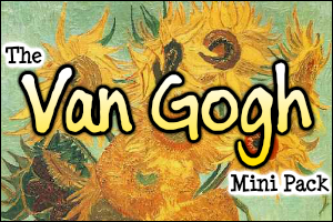 The Van Gogh Mini Pack