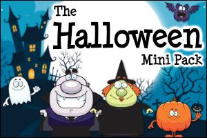 The Halloween Mini Pack