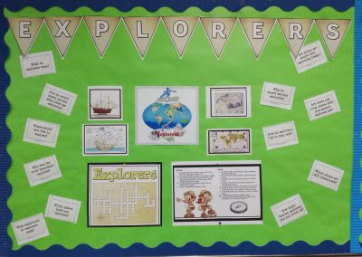 The Explorers Pack (sent by Rowan)