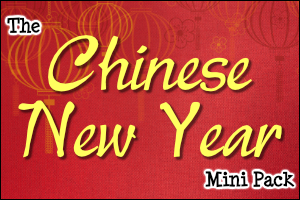 The Chinese New Year Mini Pack