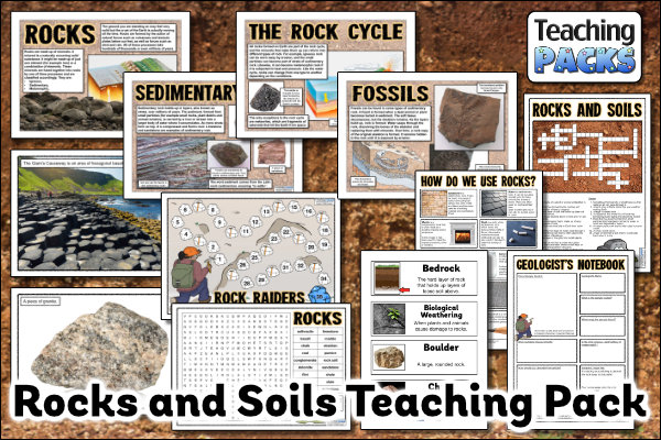 The Rocks and Soils Pack