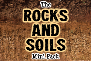 The Rocks and Soils Mini Pack
