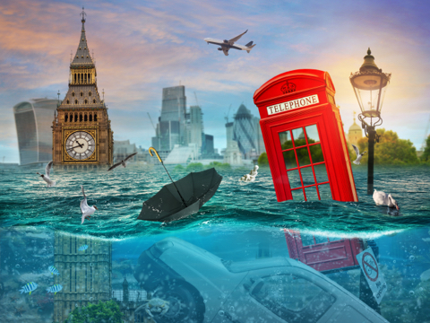 London Submerged