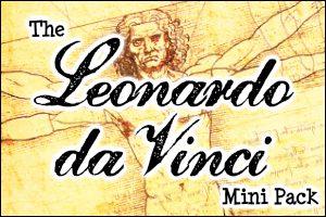 The Leonardo da Vinci Mini Pack