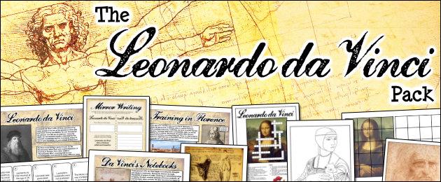 The Leonardo da Vinci Pack