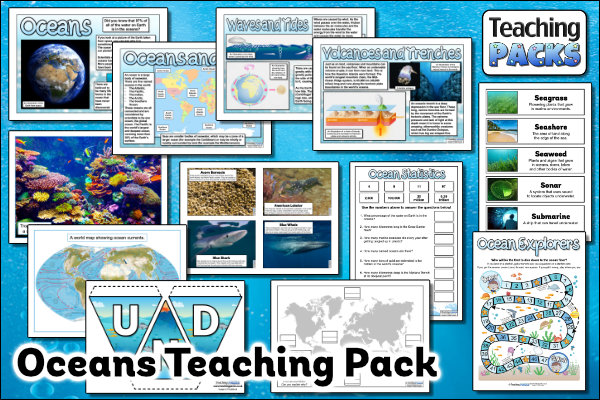 The Oceans Pack