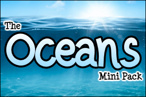 The Oceans Mini Pack