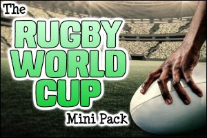 The Rugby World Cup Mini Pack