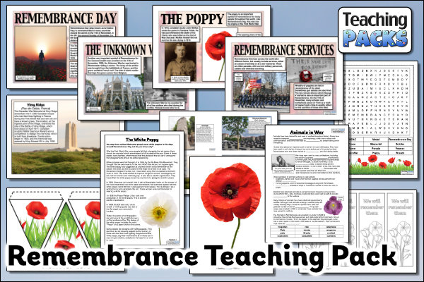 The Remembrance Pack