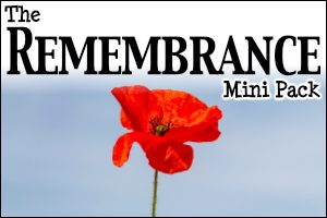 The Remembrance Mini Pack